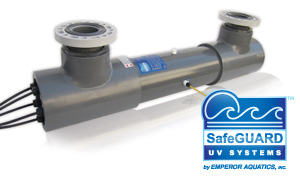 Emperor Aquatics Safeguard Cup UV Systems
